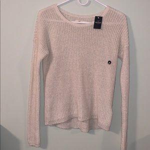 Hollister shine sweater